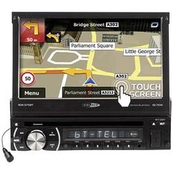 Moniceiver Caliber Audio Technology RDN575BT Tilslutning til ratbetjening, Håndfrit Bluetooth®-system, inkl. fjernbetjening