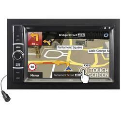 Caliber Audio Technology RDN802BT Navigationsenhed, fastmontering Vesteuropa Håndfrit Bluetooth®-system, inkl. fjernbetjening, T