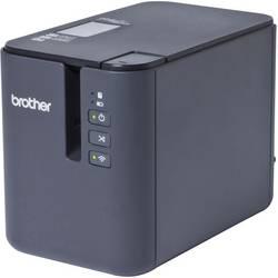 Označevalna naprava Brother P-touch P900W primerna za trak: TZe, HSe, HGe, STe, FLe 3.5 mm, 6 mm, 9 mm, 12 mm, 18 mm, 24 mm, 36