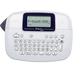 Označevalna naprava Brother P-touch M95 primerna za trak: M 9 mm, 12 mm