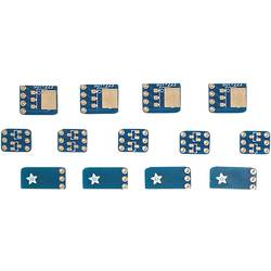 Kretskort (naket) SMT Breakout PCB Set For SOT-23, SOT-89, SOT-223 and TO252 Adafruit 1230