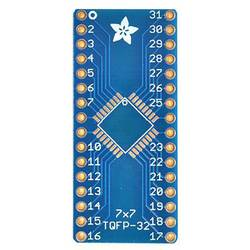 Kretskort (naket) SMT Breakout PCB for 32-QFN or 32-TQFP Adafruit 1163