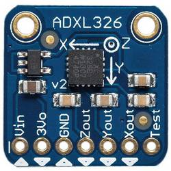 Expansionskort ADXL326 - 5V ready triple-axis accelerometer (+-16g analog out) Adafruit 1018