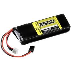 Modelarski akumulatorski komplet (LiPo) 7.4 V 2500 Absima Stick JR