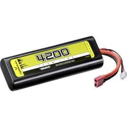 Modelarski akumulatorski komplet (LiPo) 7.4 V 4200 mAh 30 C Absima Hardcase