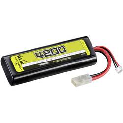 Modelarski akumulatorski komplet (LiPo) 7.4 V 4200 30 C Absima Hardcase Tamiya