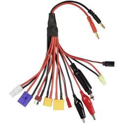 Polnilni kabel [1x EC5-vtič, Tamiya-vtič, XT90-vtič, XT60-vtič, Mini Tamiya-vtič, T-vtič, krokodilne sponke, JR-vtič, JST-vtič,