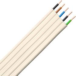 Plosnati kabel NYIFY-J 5 x 1.5 mm sive boje Kopp 157110043 10 m