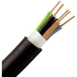 Podzemni kabel NYY-J 5 G 1.5 mm crne boje Kopp 157410042 10 m