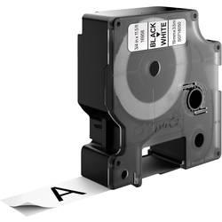 Označilni trak DYMO S0718050 iz poliamida, barva traku: bele barve, barva pisave: črne barve 19 mm 3.5 m