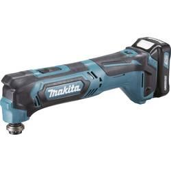 Multiverktyg batteridriven Inkl. väska, Inkl. 1x batteri, Inkl. Tillbehör 41 delar 10.8 V 1.5 Ah Makita TM30DY1JX5 TM30DY1JX5