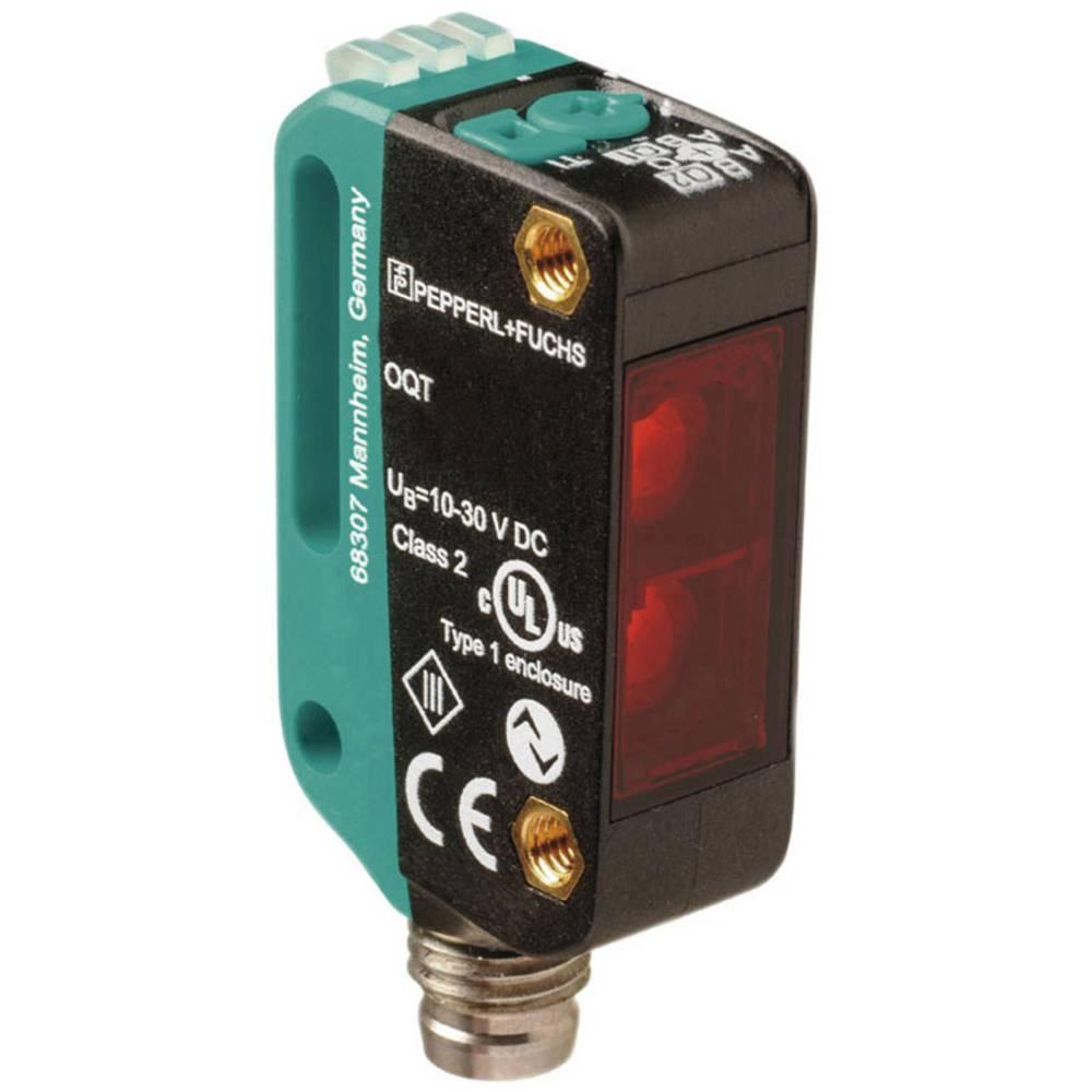 Laserski senzor udaljenosti 1 kom. OMT150-R100-2EP-IO-V31-L Pepperl & Fuchs 10 - 30 V/DC domet maks. (na otvorenom): 150 mm