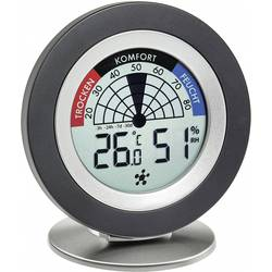 TFA Weatherhub SmartHome System Cossy Radar termometer/vlagomer zasnovan na aplikaciji antracitna