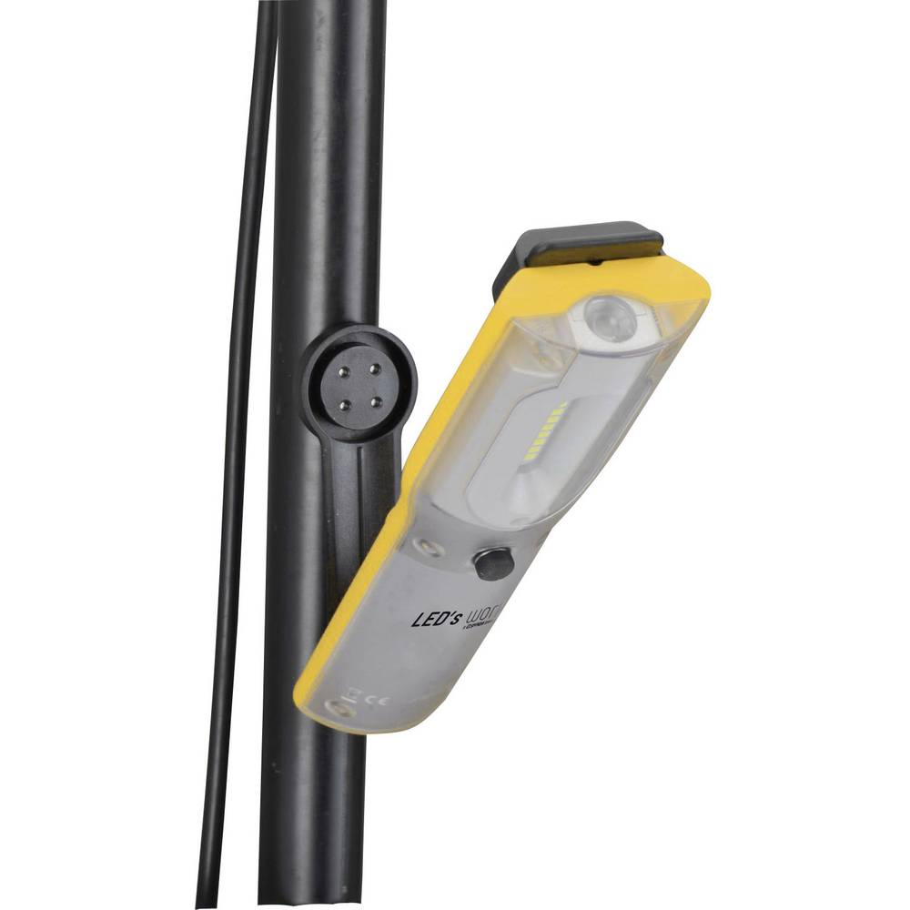 LED Arbejdslys Batteridrevet Shada 700318 5 W, 1 W