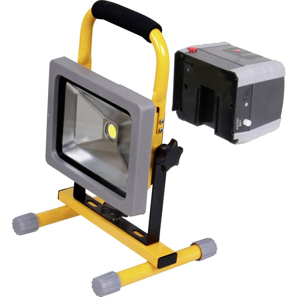 N/A radno svjetlo pogon na punjivu bateriju Shada 300171 20 W 1500 lm
