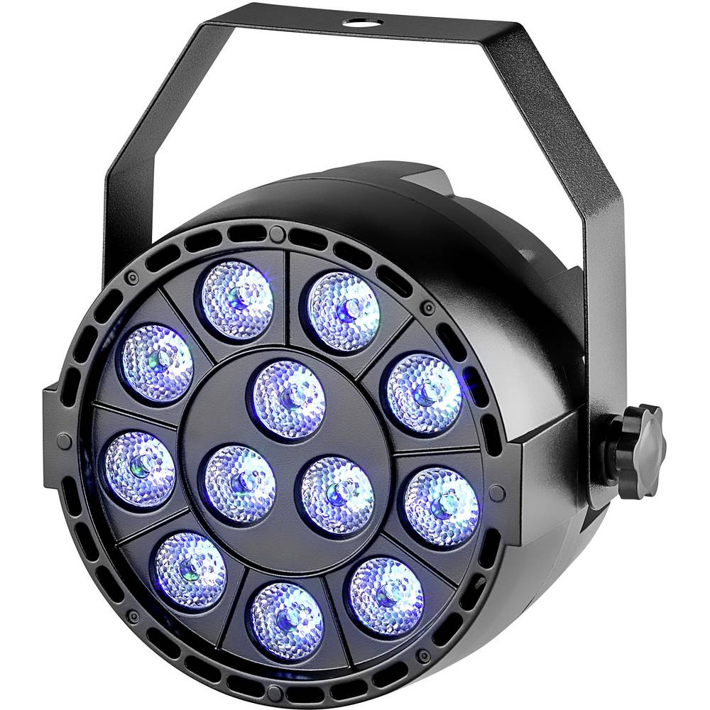 LED-PAR reflektor Renkforce št. LED diod: 12 x 1.5 W