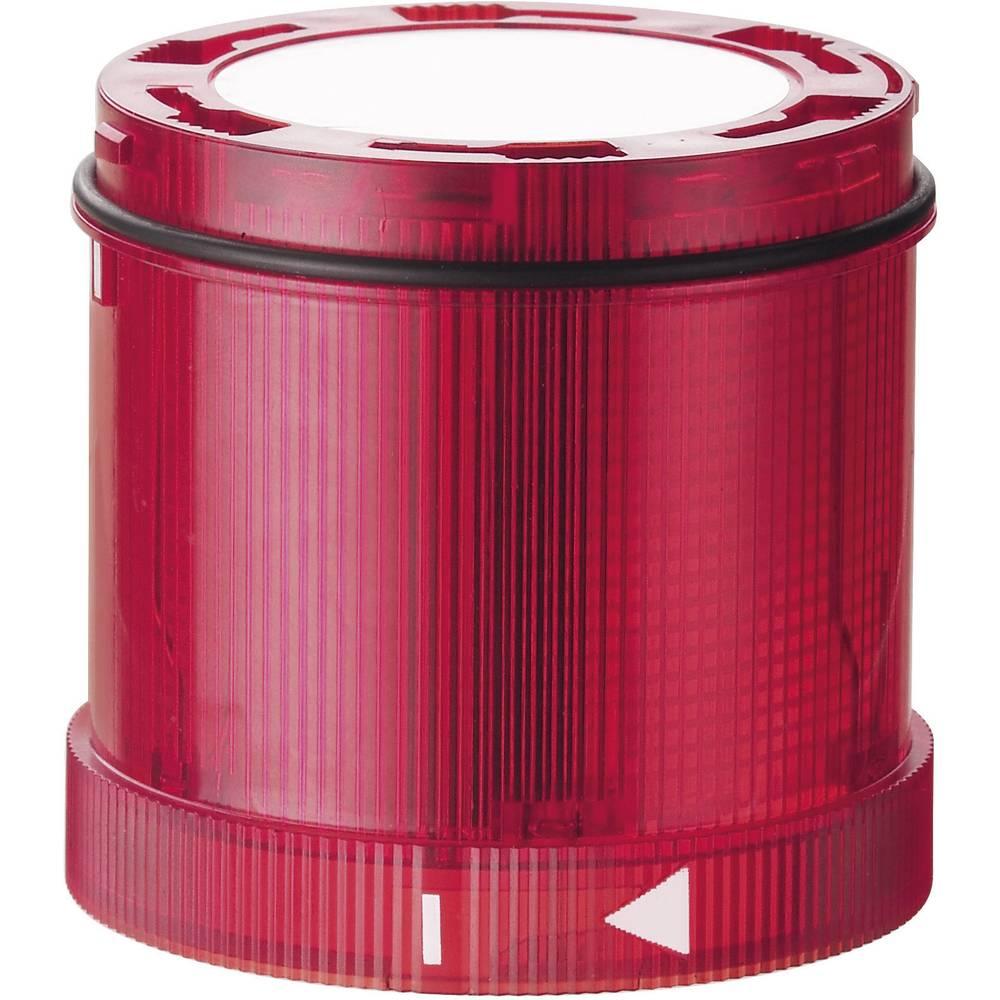 Signalni steber LED Werma Signaltechnik 64711075 rdeča neprekinjena luč, bliskavica 24 V/AC, 24 V/DC