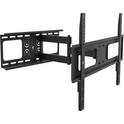 TV-vægbeslag LogiLink BP0028 94,0 cm (37) - 177,8 cm (70) Kan vippes og svinges Sort