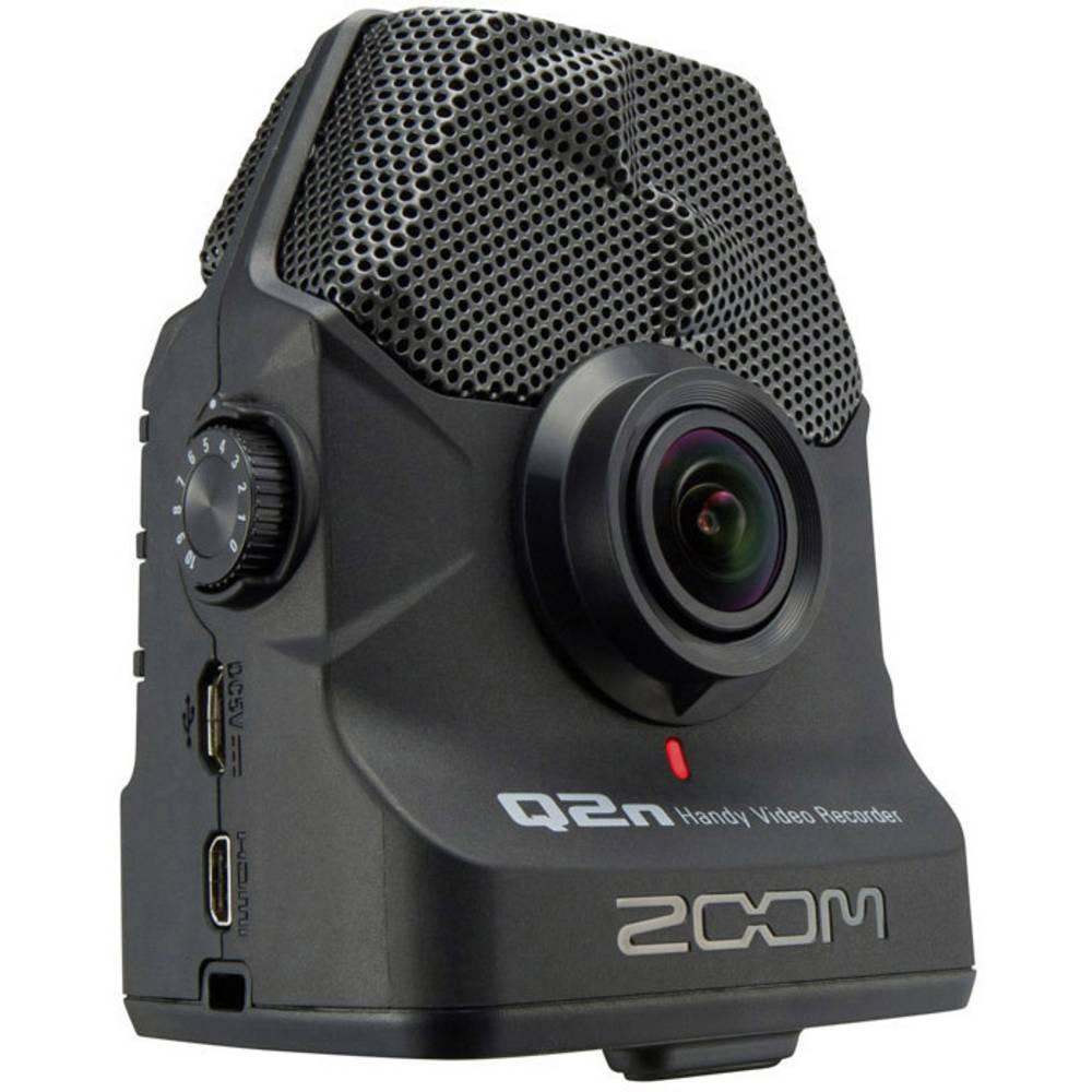 Prenosni avdio snemalnik Zoom Q2n Črna