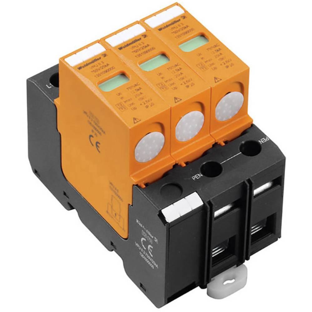 Prenapetostna zaščita za razdelilno omarico za: razdelilno omaro Weidmüller VPU II 3WDA L-G 240V 2025580000 20 kA