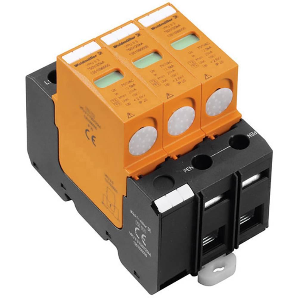 Zaštita od prenapona za razvodni ormar VPU II 3WDA L-G 480V 2025600000 Weidmüller 20 kA