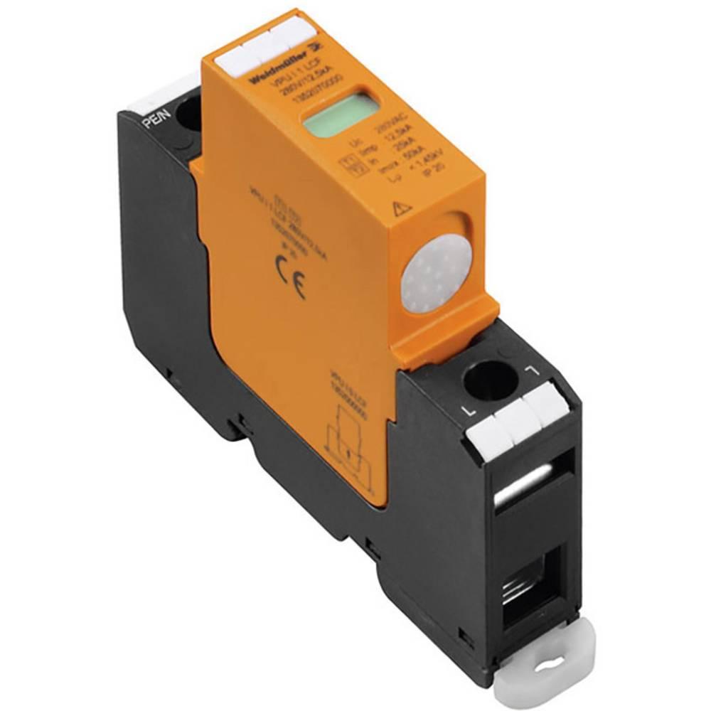 Prenapetostna zaščita za razdelilno omarico za: razdelilno omaro Weidmüller VPU II 1 SP 277V 2025800000 20 kA