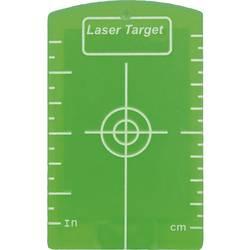 Laserska ciljna ploča Laserliner 023.65A 023.65A pogodna za Laserliner