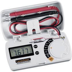 Digitalni ručni multimetar Laserliner MultiMeter Pocket Box CAT II 250 V broj mjesta na zaslonu: 3.5