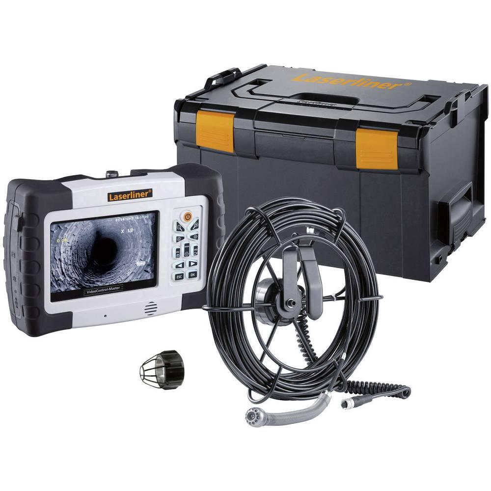 Inspekcijska kamera Laserliner 084.121L promjer sonde: 25 mm dužina sonde: 20 m indikator prazne baterije, funkcija slike, digit