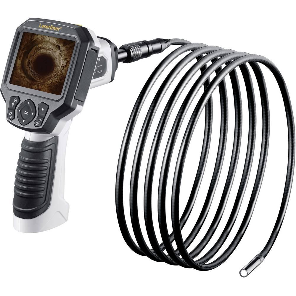 Inspekcijska kamera Laserliner 082.210A promjer sonde: 9 mm dužina sonde: 10 m indikator prazne baterije, funkcija slike, digita