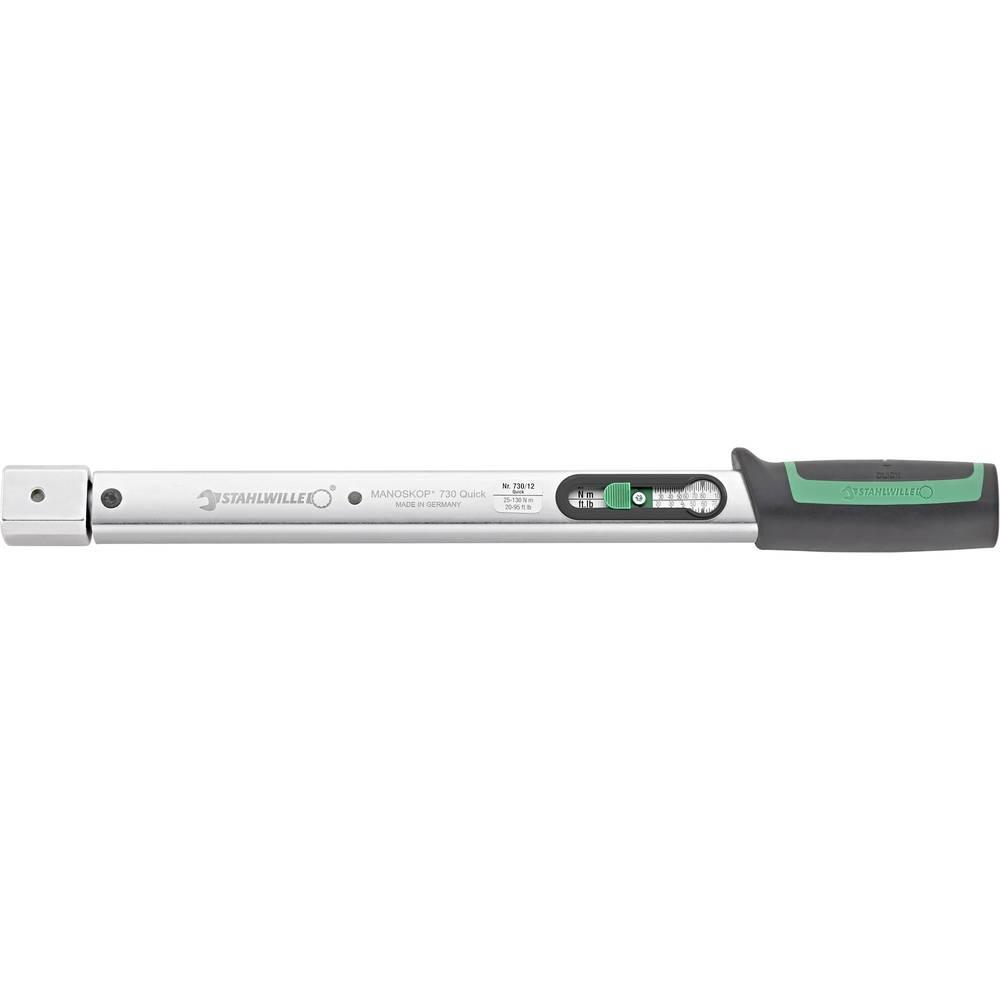 Moment ključ za umetanje alata Stahlwille MANOSKOP 50180012