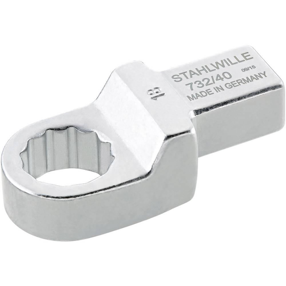 Ring indsætte 32 mm til 14x18 mm Stahlwille 732/40 32 58224032