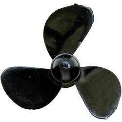 3 rezila Ladijski vijak Desno Plastika Graupner 25 mm Naklon: 13 mm M2