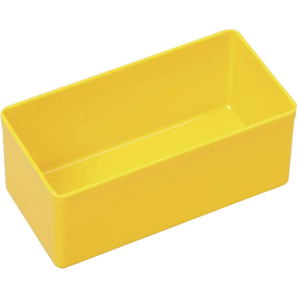 Vložek za sortirni kovček (D x Š x V) 54 x 110 x 45 mm Allit 456301