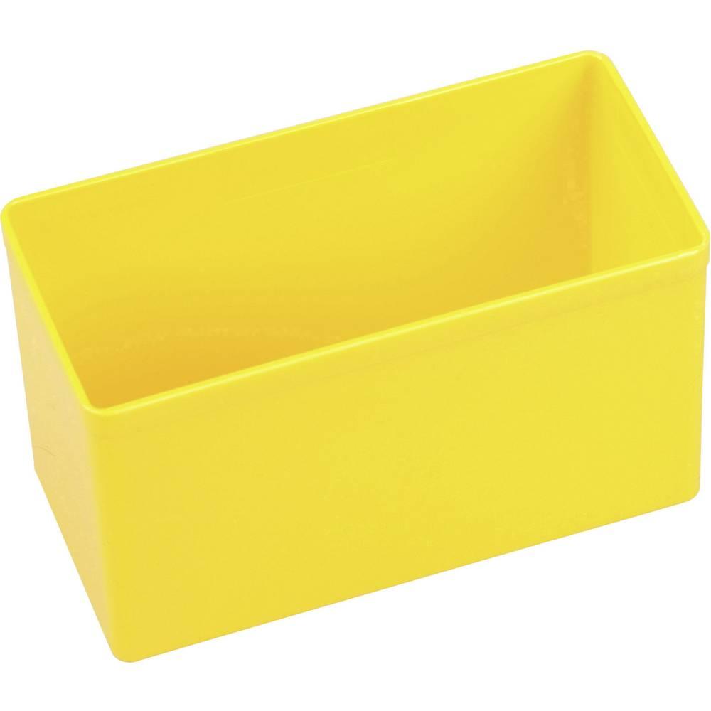 Vložek za sortirni kovček (D x Š x V) 54 x 108 x 63 mm Allit 456306