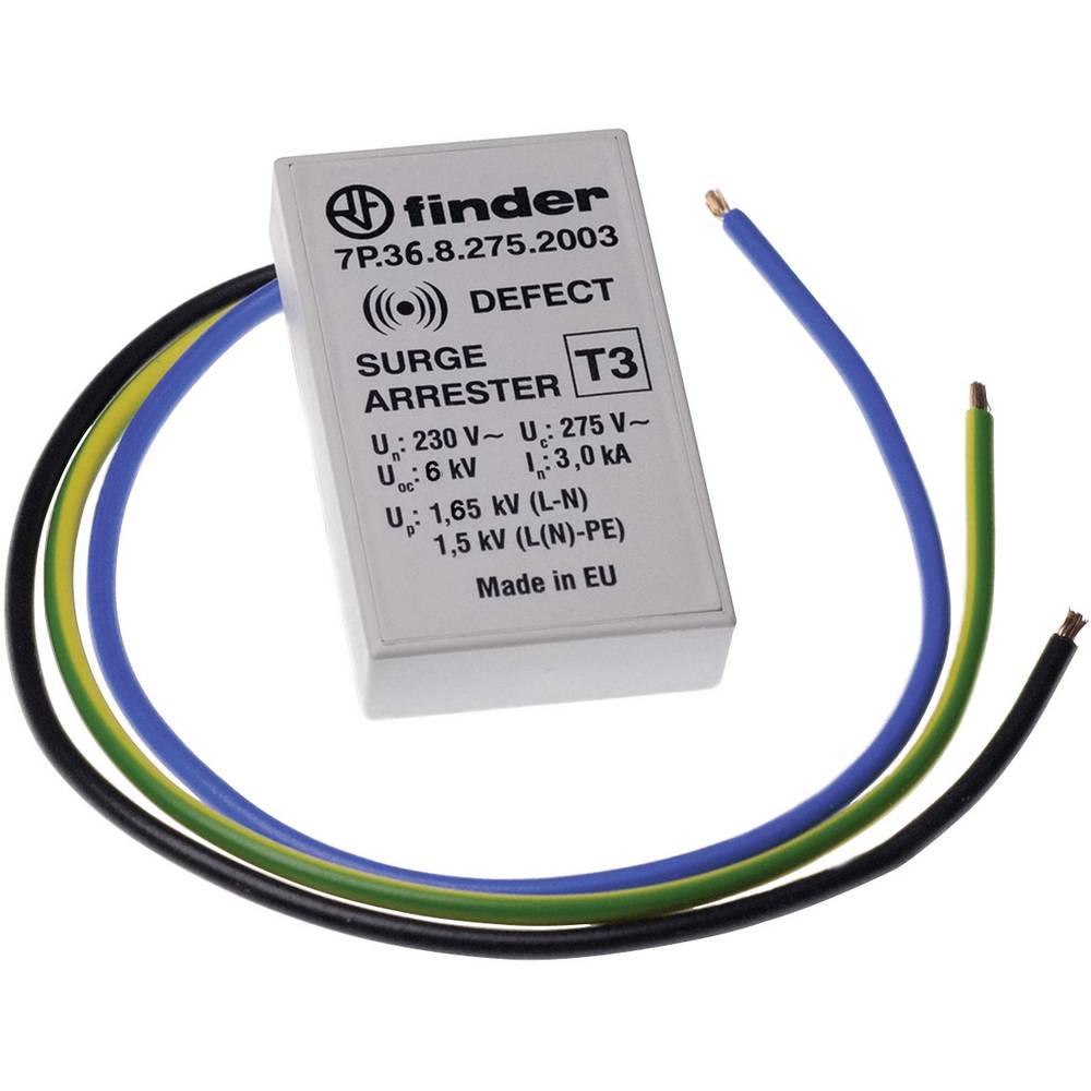 Finder 7P.36.8.275.2003 Prenapetostni odvodnik serije 7P tip 3 UP ip20