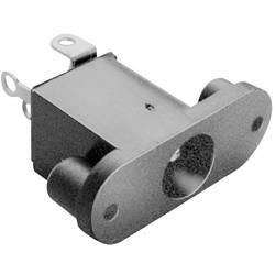 Niskonaponski konektor, utičnica, vertikalna ugradnja 6.3 mm 2.5 mm TRU Components 1 kom.