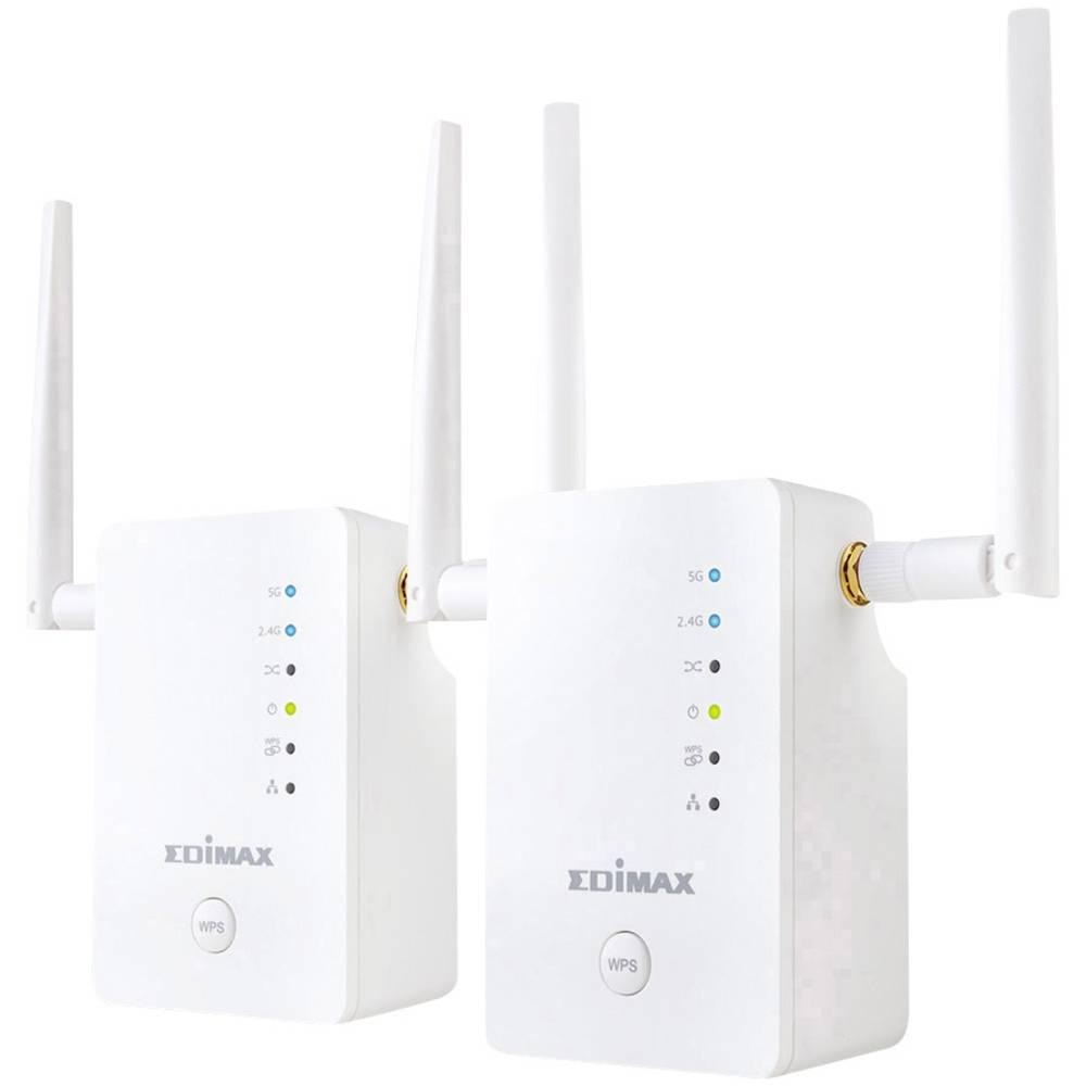 Komplet za WLAN-gostovanje Edimax Gemini RE11, 1,2 Gbit/s, 2,4 GHz, 5 GHz