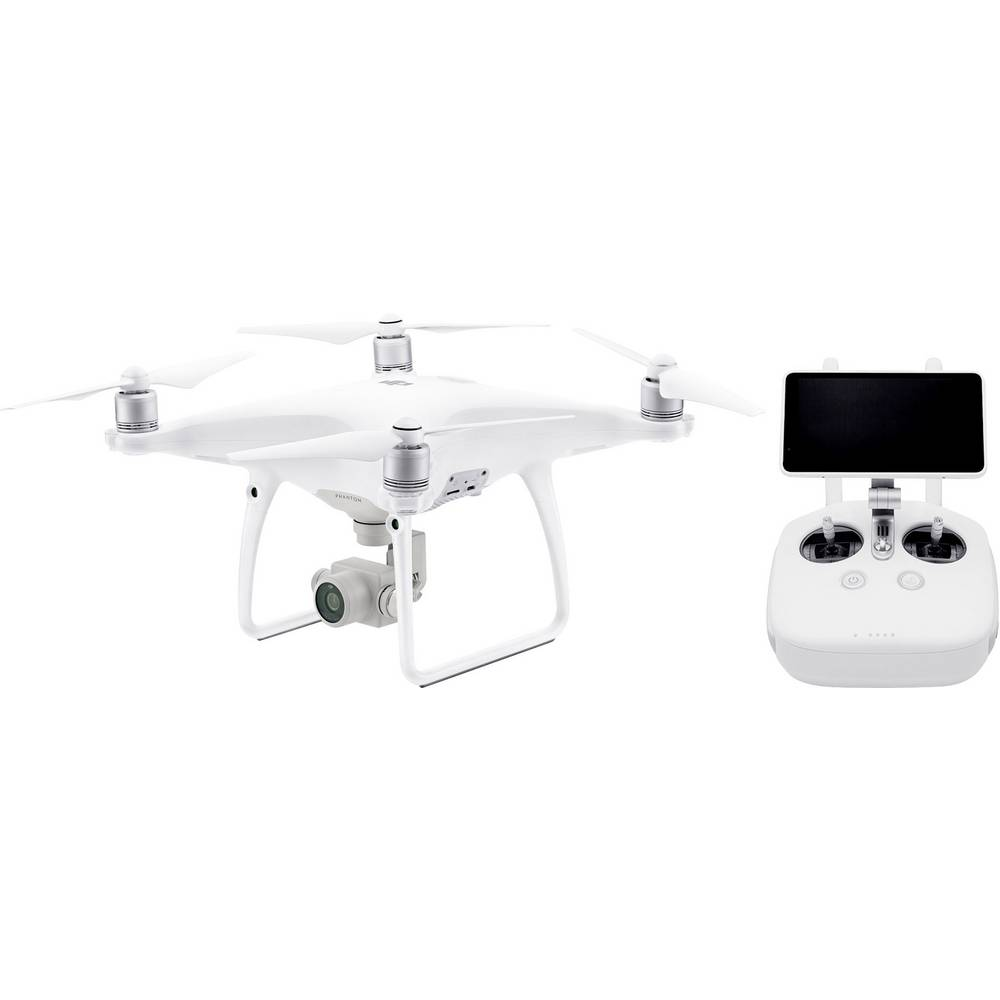 DJI Phantom 4 Advanced + Industrijski dron RtF Letalska kamera