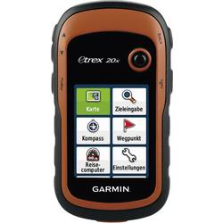 Garmin eTrex 20x vanjska navigacija bicikliranje, boot, geocaching zapadna europa glonass, gps, zaštita od prskanja vode