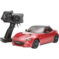 RC-modelbil 1:10 Tamiya Mazda MX-5 Roadster Brushed Elektronik Vejmodel Forhjulstræk RtR 2,4 GHz