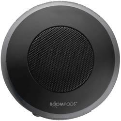 Bluetooth-högtalare Boompods Aquapod Högtalartelefonfunktion, Stänkvattenskyddad, Stötsäker Grå