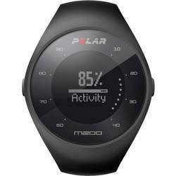 GPS sat za trčanje M200 Polar M/L crna
