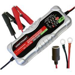 Dino KRAFTPAKET 136302 avtomatski polniknik, izravnalnik za napolnjenost akumulatorja, polnilnik za avto 10 A, 5 A, 2 A 5 A, 2 A