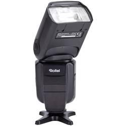 Påkopplingsbar blixt Rollei Blitz 56 Canon, Nikon Ljuskänslighet ISO 100/50 mm 56