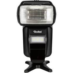 Påkopplingsbar blixt Rollei Blitz 58F Canon, Nikon Ljuskänslighet ISO 100/50 mm 58