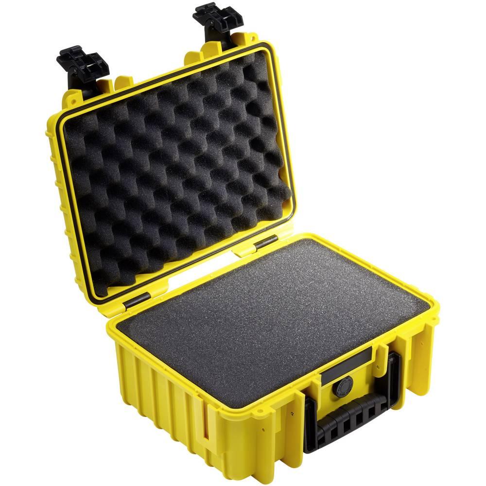 Univerzalni kovček za orodje, brez vsebine B & W International Typ 3000 3000/Y/SI (D x Š x V) 364 x 295 x 169 mm