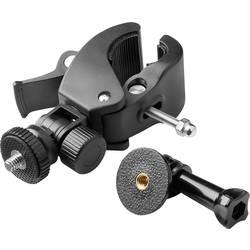 Nosač za krmilo bicikla Goobay Action kamera 72394 pogodan za: GoPro Hero 5, GoPro Hero 4, GoPro Hero 3, GoPro Hero 2
