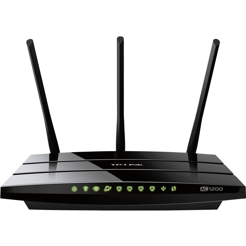 TP-LINK Archer C1200 WLAN router 2.4 GHz, 5 GHz 1.2 Gbit/s