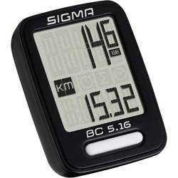 kolesarski računalnik Sigma BC 5.16 kabel za prenos s kolesnim senzorjem